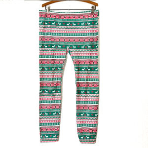 NOBO Christmas Deer Print Leggings